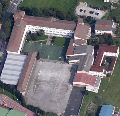 Instalaciones Urnietako Salesiarrak